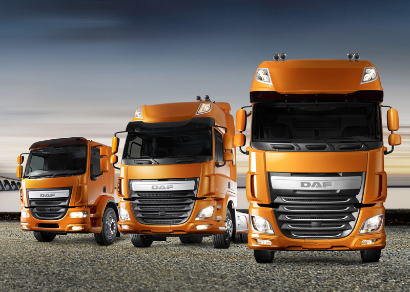 DAF XF Euro 6 driver instructions  NL  YouTube